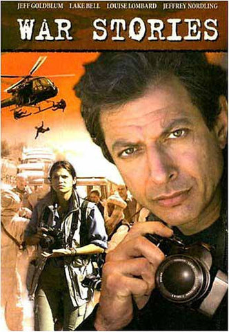 War Stories (Jeff Goldblum) DVD Movie