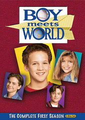 Boy Meets World - The Complete (1st) First Season (Boxset)
