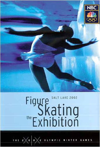 Figure Skating The Exhibition (Salt Lake 2002 Olympic Games) DVD Movie