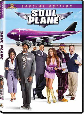 Soul Plane (R-Rated Special Edition) (MGM)(Bilingual) DVD Movie