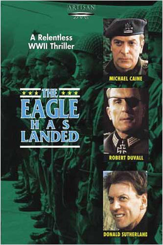 The Eagle Has Landed DVD Movie