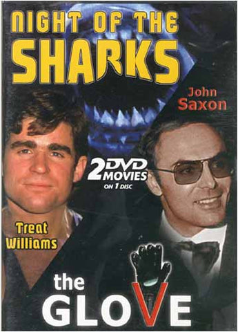 Night Of the Sharks / The Glove DVD Movie