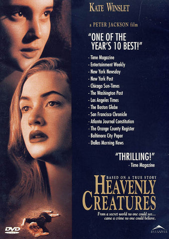 Heavenly Creatures DVD Movie