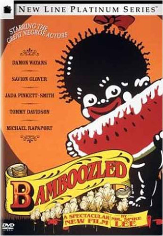Bamboozled - New Line Platinum Series DVD Movie