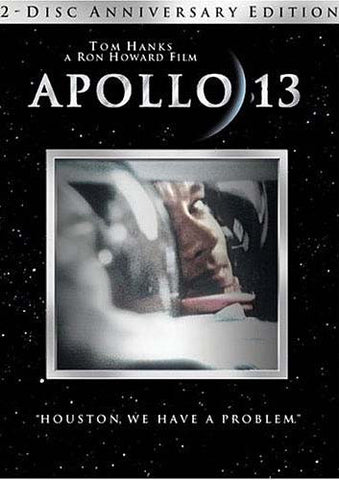 Apollo 13 (Widescreen 2-Disc Anniversary Edition) (Bilingual) DVD Movie