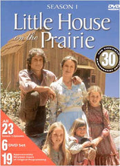 Little House on the Prairie - The Complete Season 1 (Boxset)
