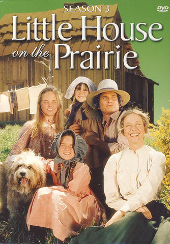 Little House on the Prairie - The Complete Season 3 (Boxset) DVD Movie