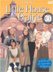 Little House on the Prairie - The Complete Season 4 (Boxset)