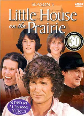 Little House on the Prairie - The Complete Season 5 (Boxset) DVD Movie
