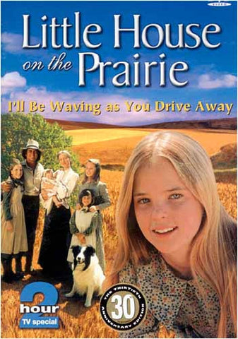 Little House On The Prairie - I'll be Waving as you Drive Away DVD Movie