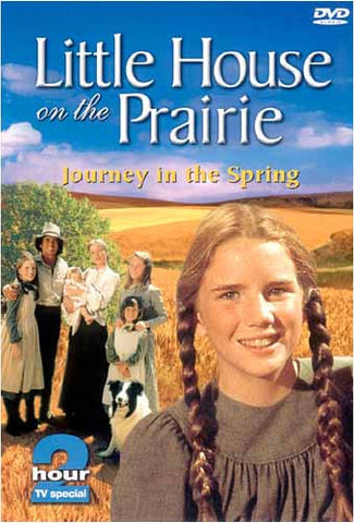 Little House On The Prairie - Journey in the Spring DVD Movie