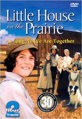 Little House On The Prairie - As Long As We Are Together DVD Movie
