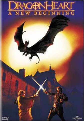 Dragonheart - A New Beginning DVD Movie