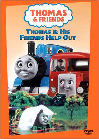 Thomas and Friends - Thomas and His Friends Help Out DVD Movie
