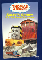 Thomas and Friends - Salty's Secret