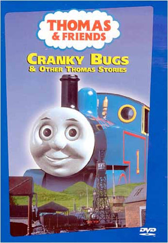 Thomas and Friends - Cranky Bugs And Other Thomas Stories DVD Movie