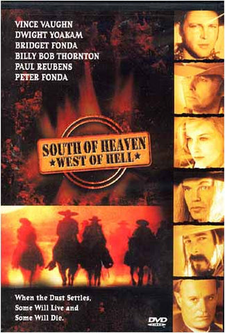 South Of Heaven, West Of Hell DVD Movie