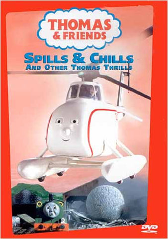 Thomas and Friends - Spills and Chills and Other Thomas Thrills DVD Movie