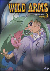 Wild Arms - Volume 3: The Return of Laila (Japanimation)