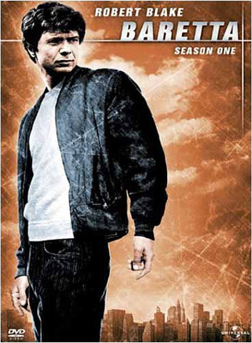 Baretta - Season One (Boxset) DVD Movie