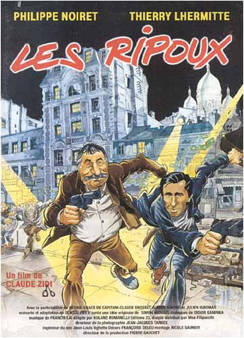 Les Ripoux DVD Movie