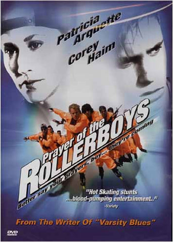 Prayer Of The Rollerboys DVD Movie