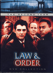 Law and Order - The Second Year (Boxset)