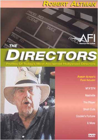 The Directors - Robert Altman DVD Movie