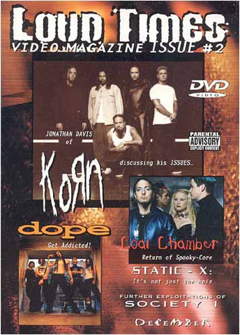 Loud Times Video Magazine - Issue 2 DVD Movie