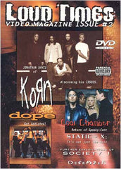 Loud Times Video Magazine - Issue 2