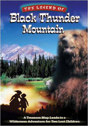 The Legend of Black Thunder Mountain DVD Movie