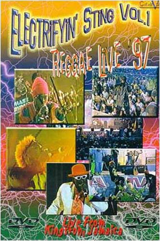 Electrifyin' Sting - Reggae Live '97 Vol. 1 DVD Movie