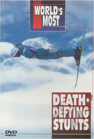 World's Most Death-Defying Stunts DVD Movie