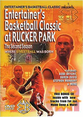 Entertainer s Basketball Classic at Rucker Park - The Second Season