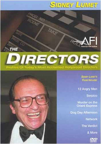 The Directors - Sidney Lumet DVD Movie
