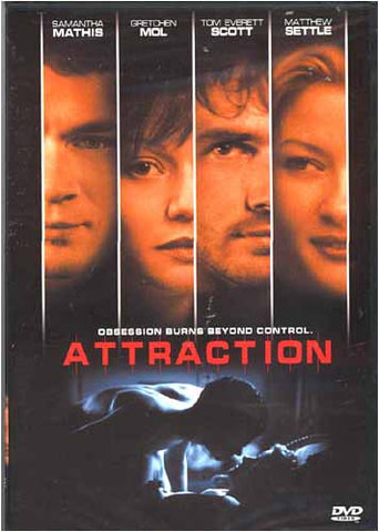 Attraction DVD Movie