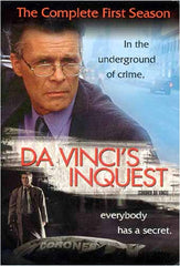 Da Vinci s Inquest - The Complete Season 1 (Boxset) (Bilingual)
