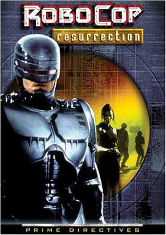 Robocop - Prime Directives - Resurrection DVD Movie