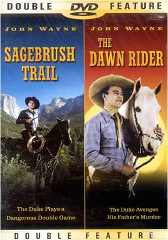 Sagebrush Trail / Dawn Rider DVD Movie