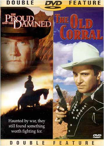 Proud and Damned / Old Corral DVD Movie