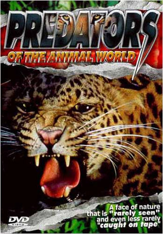 Predators of the Animal World DVD Movie