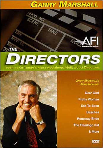 The Directors - Garry Marshall DVD Movie