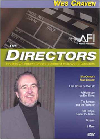 The Directors - Wes Craven DVD Movie