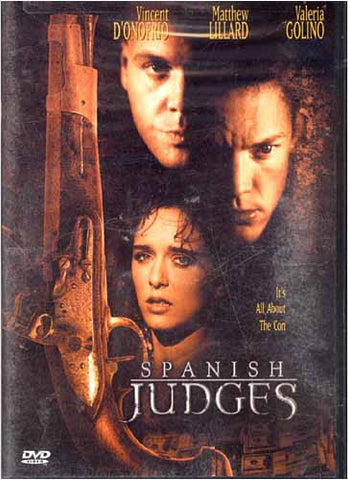 Spanish Judges DVD Movie