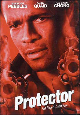 Protector (Mario Van Peebles) DVD Movie