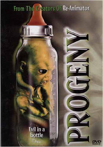 Progeny DVD Movie