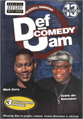 Def Comedy Jam - All Stars 13 DVD Movie
