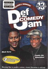 Def Comedy Jam - All Stars 13