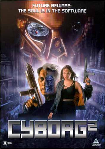 Cyborg 2 DVD Movie