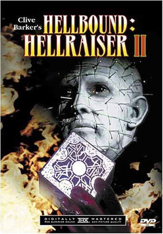 Hellbound: Hellraiser II (Clive Barker's) DVD Movie
